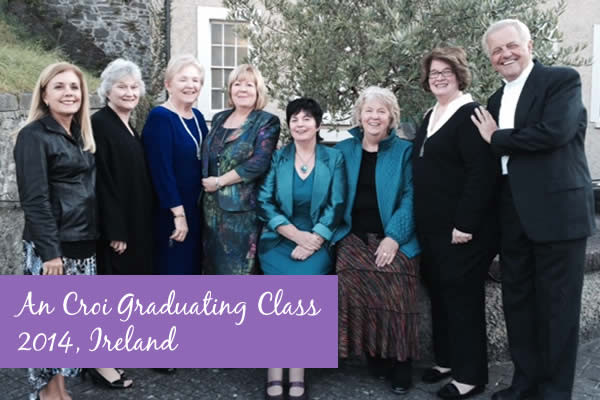An Croi Graduating Class of 2014, Ireland